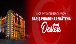 SÜ'den Barış Pınarı Harekatına...