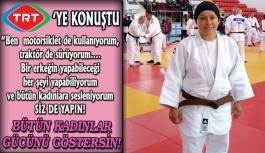 """""""KADIN İSTERSE HER ŞEYİ BAŞARIR"""""""