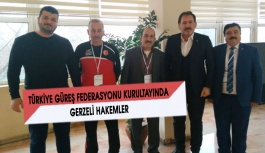 Gerzeli Hakemler Ankara'da
