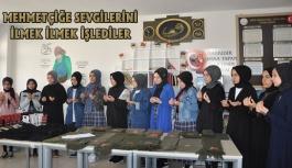 İlmek İlmek Mehmetçiğe Destek