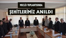 Mart Ayı Meclis Toplantısı