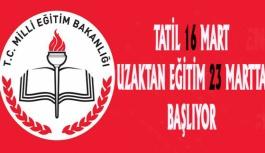 MEB'den Uzaktan Eğitim Programı