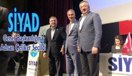 SİYAD 13. Olağan Genel Kongresi Gerçekleşti