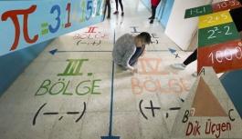 SÜ'den Matematik Koridoru