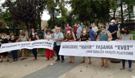 """Sinop NKP: """"Metsamor Nükleer Santrali'nin Hedef Alınmasını Kınıyoruz!"""