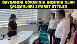 CHP'lilerden Bayram Ziyareti