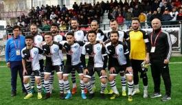 Gerze Belediye Spor Bal Liginde
