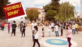 Gazi Mustafa Kemal İlkokulu'nda Sınav Heyecanı
