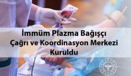 """Reyhanlıoğlu: """"Yapılan Plazma Bağışı..."""