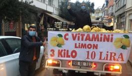C vitamini Deposu 'Limon'