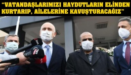 Bakan Karaismailoğlu, Sinop'tan Seslendi