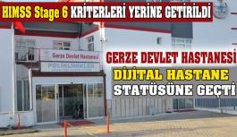 Gerze Devlet Hastanesi, Dijital Hastane...