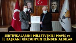 Sinop'ta Siyaset Akademisi Eğitimleri...