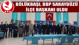 BBP, Saraydüzü İlçe Kongresini Gerçekleştirdi