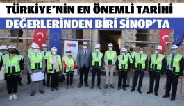 Bakan Yardımcısı Sinop için tarih verdi