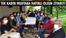 Gerze CHP'den Hayırlı Olsun Ziyareti