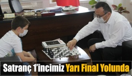 Satranç 1'incisi Miniğimiz, Yarı Final...