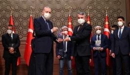 'Yılın Yerel Gazetesi' Ödülü Sinop'un