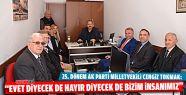 """Cengiz Tokmak: """"Koalisyon Dönemi Tamamen..."""