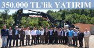 350. 000 TL'lik Yatırım