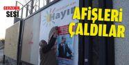 Abdüllatif Şener'in Konferans Afişleri...