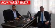 Acun Ankara'ya Göz Kırptı