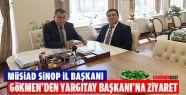Ahmet Hilmi Gökmen'den Yargıtay Başkanı...
