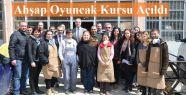 Gerze'de Ahşap Oyuncak Sanatı kursu