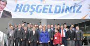 AK Parti Seçim İşleri Bölge Toplantısı...