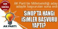 AK Parti'de 8 aday adayı başvuru yaptı