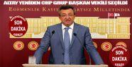 Altay Yeniden Grup Başkan Vekili Seçildi