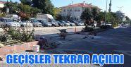 Atatürk Caddesi'nde Çalışmalar Tekrar...