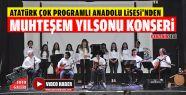Atatürk Çok Programlı Lisesi'nden Yılsonu...