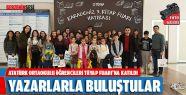 Atatürk Ortaokulu Öğrencileri TÜYAP...