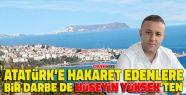 Atatürk'e Hakaret Edenlere Bir Darbe de...