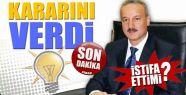Ayhan Ergün kararını verdi