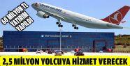 """""""Sinop havalimanı yılda 2 buçuk milyon..."""