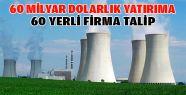 Bakanlıktan Nükleer Proje