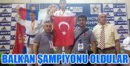 Balkan Ülkelerinin Şampiyonu Türkiye
