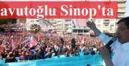 Başbakan Prof. Dr. Ahmet Davutoğlu Sinop'lulara...