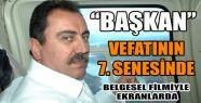 """""""BAŞKAN"""" BELGESELİ TRT-1'DE"""