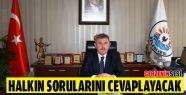 Osman Başkan Halkın Sorularını Cevaplayacak
