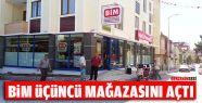 BİM Üçüncü Mağazasını Açtı