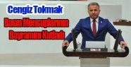 """Cengiz Tokmak; """"Basın Özgürlüğü Ülke Özgürlüğünün Garantisidir''"""