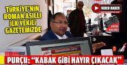CHP İzmir Milletvekili Özcan Purçu Gerze'de
