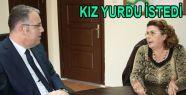 CHP'den Kız Yurdu Önerisi