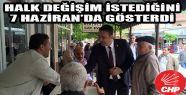 CHP'Lİ KARADENİZ DUR DURAK BİLMEDEN...