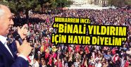CHP'li Muharrem İnce Sinop'ta Konuştu