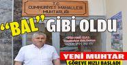 Cumhuriyet Mahallesi Muhtarı Nevzat Bal,...