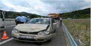 Dikmen'de Kaza: 4 Yaralı